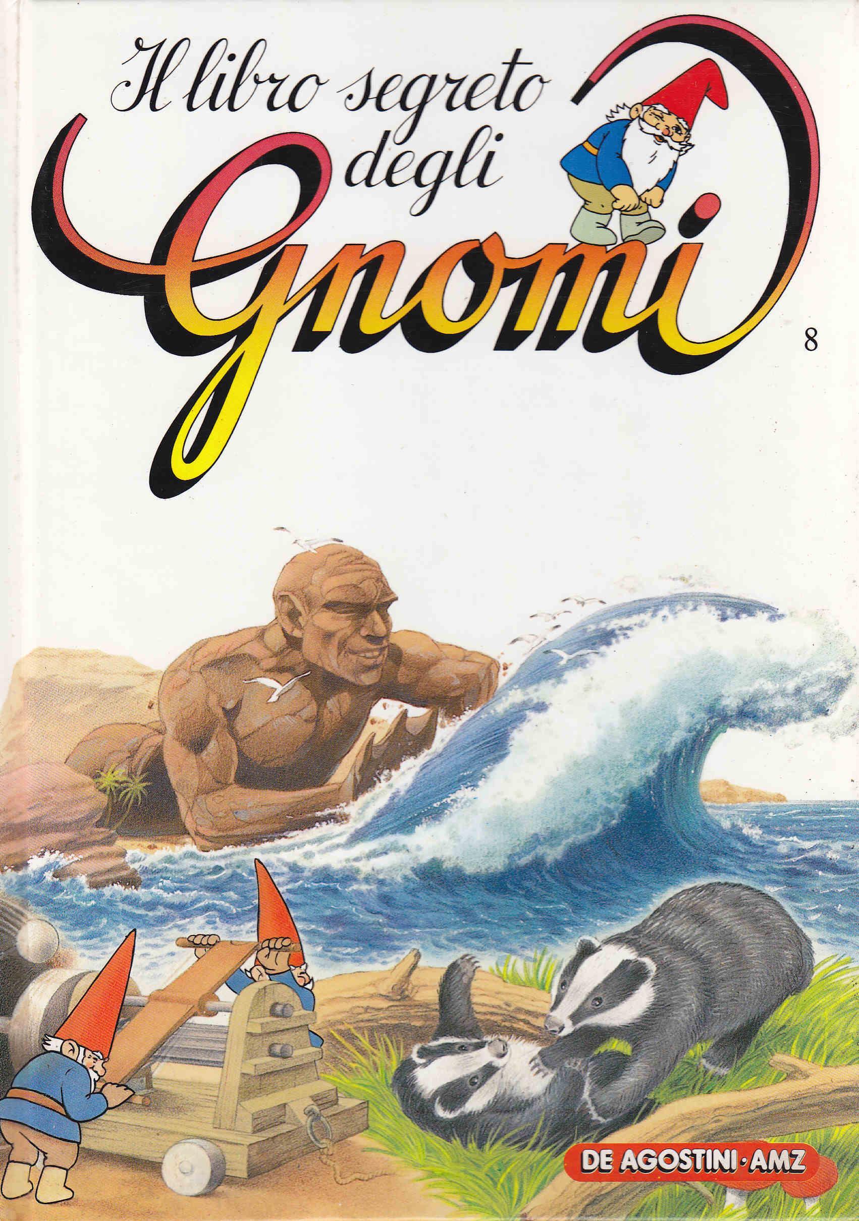 Il libro segreto degli gnomi wax flower