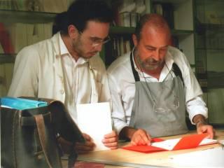 (Roberto Dossi con Luciano Ragozzino)